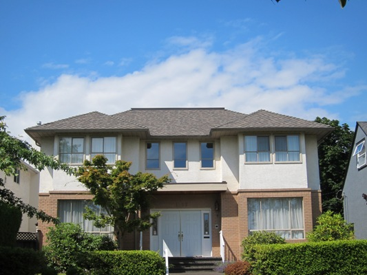residential roofing vancouver