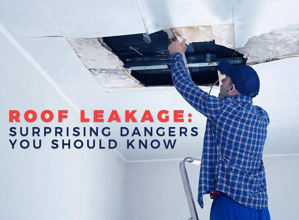 Roof Leakage: Surprising Dangers You Should Know